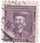 Sellos de Europa - Checoslovaquia -  MiroslavTyrs