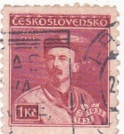 Stamps Czechoslovakia -  MiroslavTyrs