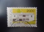 Stamps Portugal -  Casa  Minhota