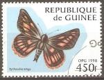 Sellos de Africa - Guinea -  PYRRHOCALLES  ANTIGA