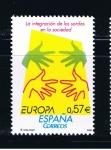 Stamps Spain -  Edifil   4262  Europa. La integración de los invidentes y sordos en la sociedad.