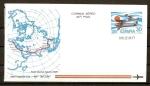 Stamps : Europe : Spain :  Aerograma / Raid Madrid- Manila,1926.