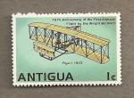 Stamps America - Antigua and Barbuda -  75 Aniv primer vuelo hermanos Wright