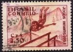 Stamps Brazil -  Juegos Infantiles 1957.