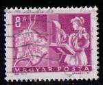 Sellos de Europa - Hungría -  1575-Serie básica