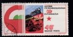 Stamps Hungary -  2432- 30º aniv. liberación Hungría