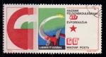 Sellos de Europa - Hungría -  2433-30º aniv. liberación de Hungría