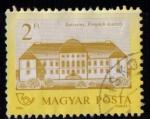 Sellos de Europa - Hungría -  Castillo