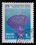 Sellos de Europa - Hungría -  2388-25º aniv. cooperación URSS-Hungría