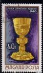 Sellos de Europa - Hungría -  2128-Orfebrería húngara