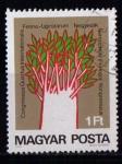 Sellos del Mundo : Europa : Hungría : 2446-4º Congreso internacional Ugrofinés
