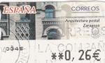 Stamps : Europe : Spain :  ARQUITECTURA POSTAL-ZARAGOZA   (V)