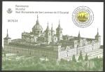 Stamps Europe - Spain -  Real Monasterio de San Lorenzo de El Escorial, Patrimonio Mundial