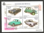 Stamps Europe - Spain -  Coches de época
