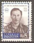 Sellos de Asia - Indonesia -  Lt. Gen.  HARJONO