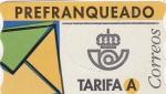 Sellos de Europa - España -  PREFRANQUEO TARIFA A   (V)