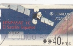 Stamps : Europe : Spain :  HISPASAT- Satélite español   (V)
