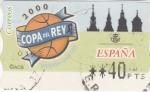 Sellos del Mundo : Europa : España : COPA DEL REY 2000     (V)