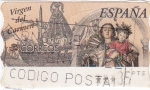 Stamps : Europe : Spain :  IMAGEN DE LA VIRGEN DEL CARMEN   (V)