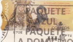 Stamps : Europe : Spain :  NTRA. SRA. DE LOS DOLORES     (V)