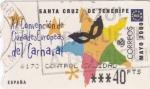 Sellos del Mundo : Europa : España : XX CONVENCION DE CIUDADES EUROPEAS DEL CARNAVAL    (V)