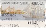 Sellos del Mundo : Europa : España : GRAN REGATA 2000   (V)