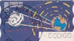 Sellos del Mundo : Europa : España : SATÉLITE COMUNICACIONES    (V)