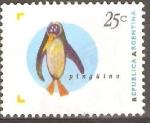 Stamps Argentina -  PINÛINO