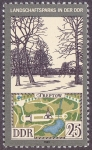 Stamps Germany -  Treptow