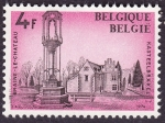 Stamps Belgium -  Braine le-Chateau