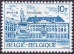 Stamps Belgium -  Bruselas