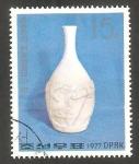 Sellos de Asia - Corea del norte -  1472 - Relíquia de la dinastia Koryo, porcelana