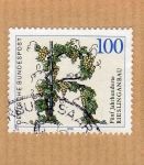 sello : Europa : Alemania : Scott 1593. 500Aniv Vi�edos Riesling.