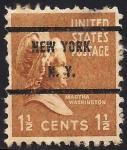 Sellos de America - Estados Unidos -  Martha Washington