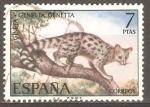 Stamps Spain -  GINETA   MANCHADA