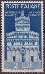 Stamps Italy -  Iglesia de San Miguel en Foro