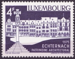 Stamps Luxembourg -  Echternach