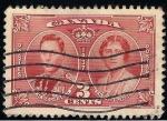 Sellos de America - Canadá -  Coronación del rey Jorge VI y la reina Isabel.