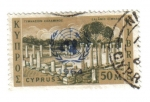 Stamps Greece -  Ruinas