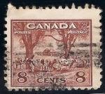 Stamps Canada -  GRANJA.