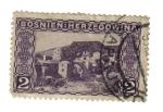 Stamps Bosnia Herzegovina -  Pueblo