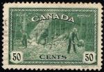 Sellos de America - Canadá -  Tala, British Columbia