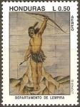 Stamps Honduras -  DEPARTAMENTO  DE  LEMPIRA
