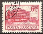 Sellos del Mundo : Europa : Rumania : Complejo Politécnica de Bucarest.