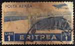 Sellos de Africa - Eritrea -  PUENTE.