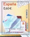 Stamps Spain -  Edifil  4410  Europa. Cartas.