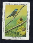 Sellos de America - Estados Unidos -  Pájaro