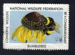 Stamps United States -  Abeja