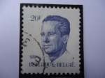 Stamps Belgium -  Rey:BALDUINO- Belgique.