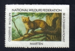 Stamps United States -  Fauna
